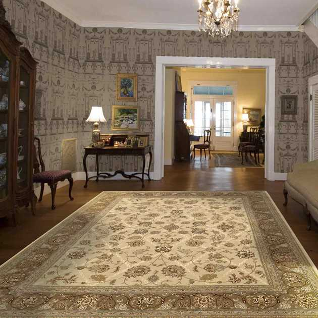 Nourison 2000 Rugs 2209 in Ivory