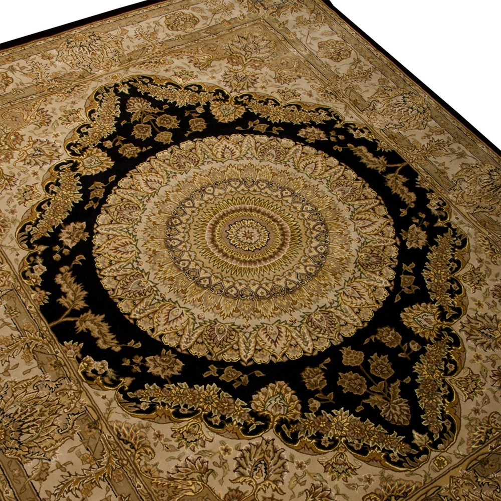 Nourison 2000 Rugs 2233 Black Buy Online From The Rug