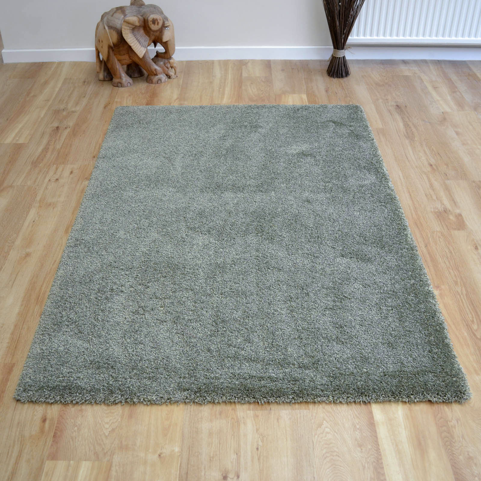 Mehari Rugs 23001 4245 in Green