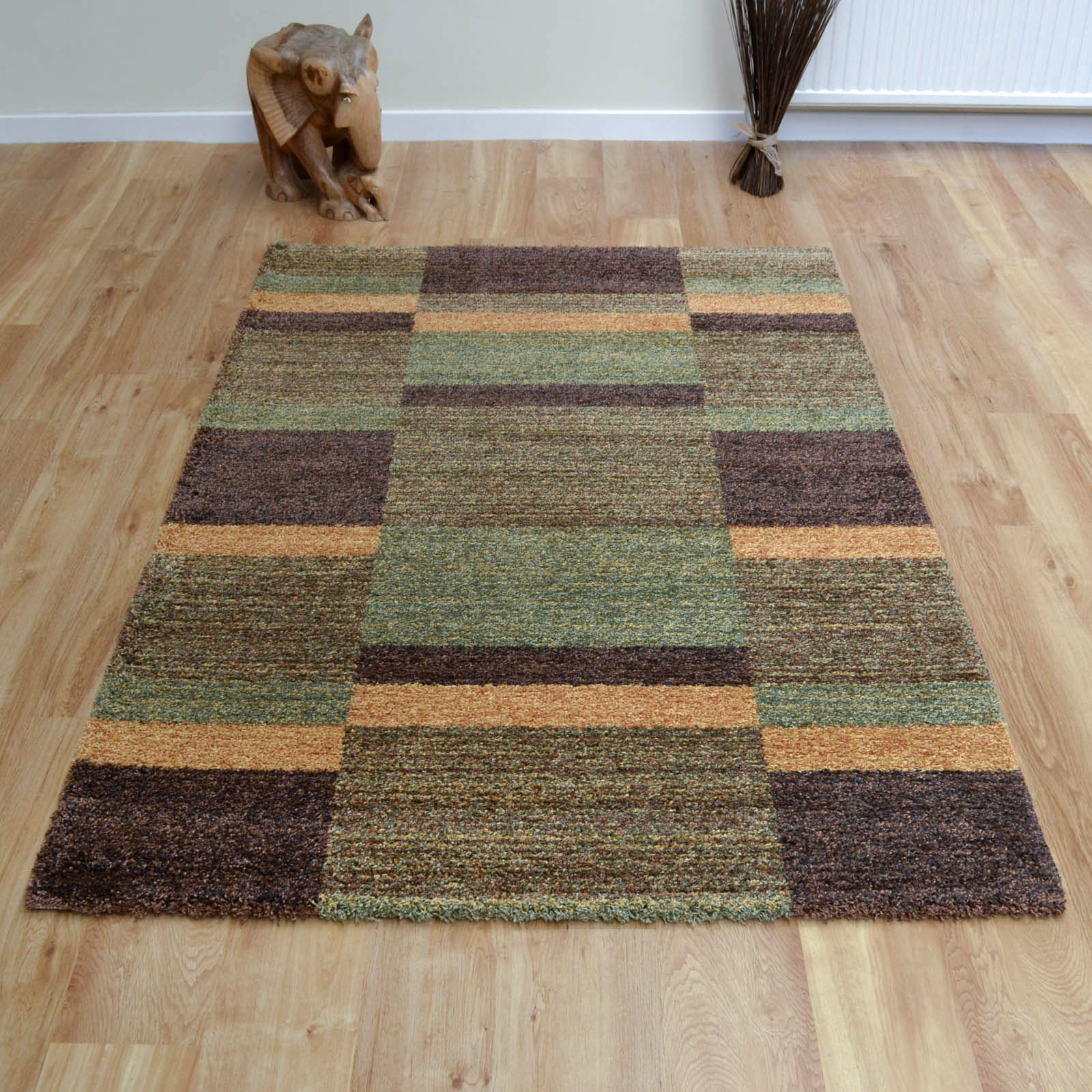 Mehari Rugs 23024 4515 in Green