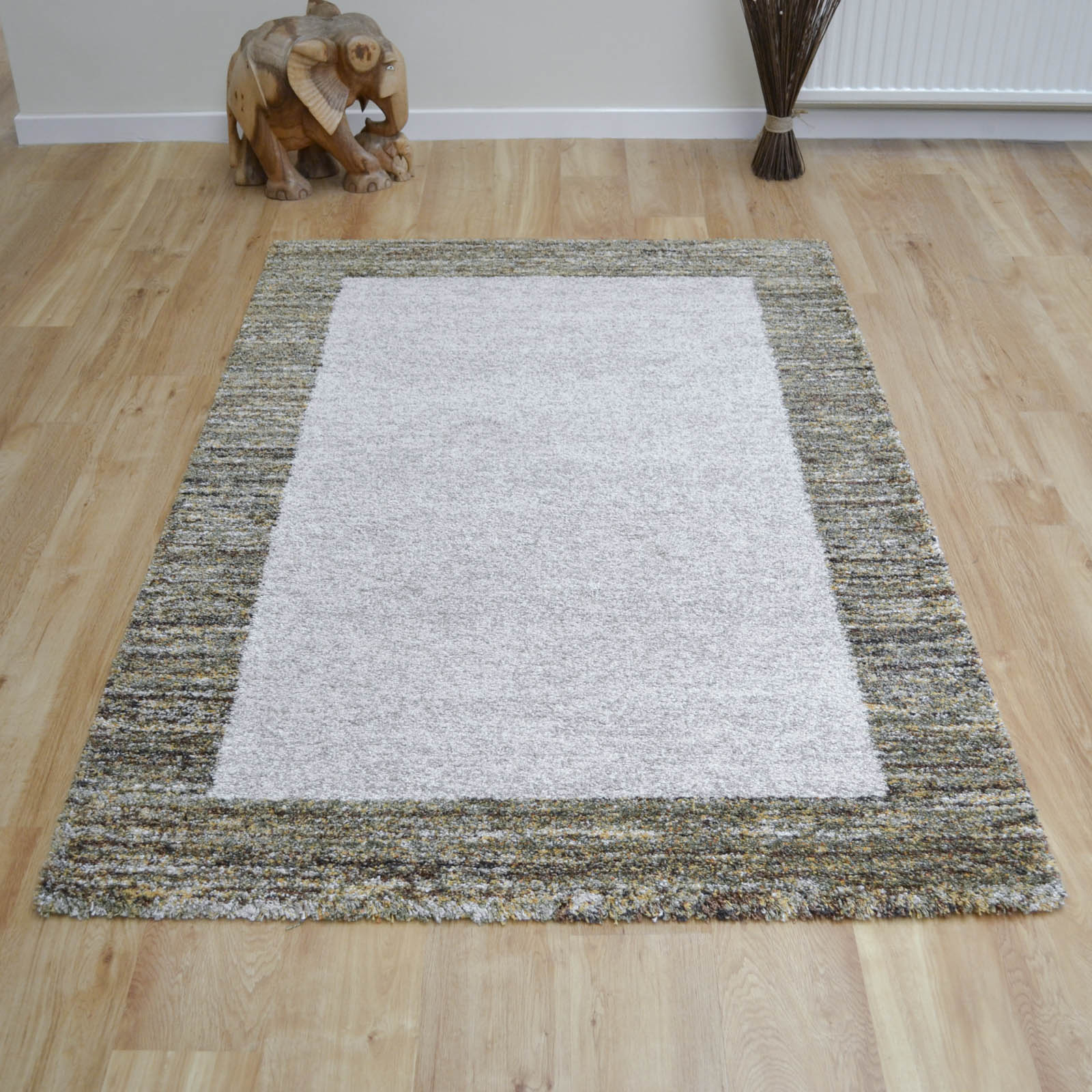 Mehari Rugs 23068 6245 in Green