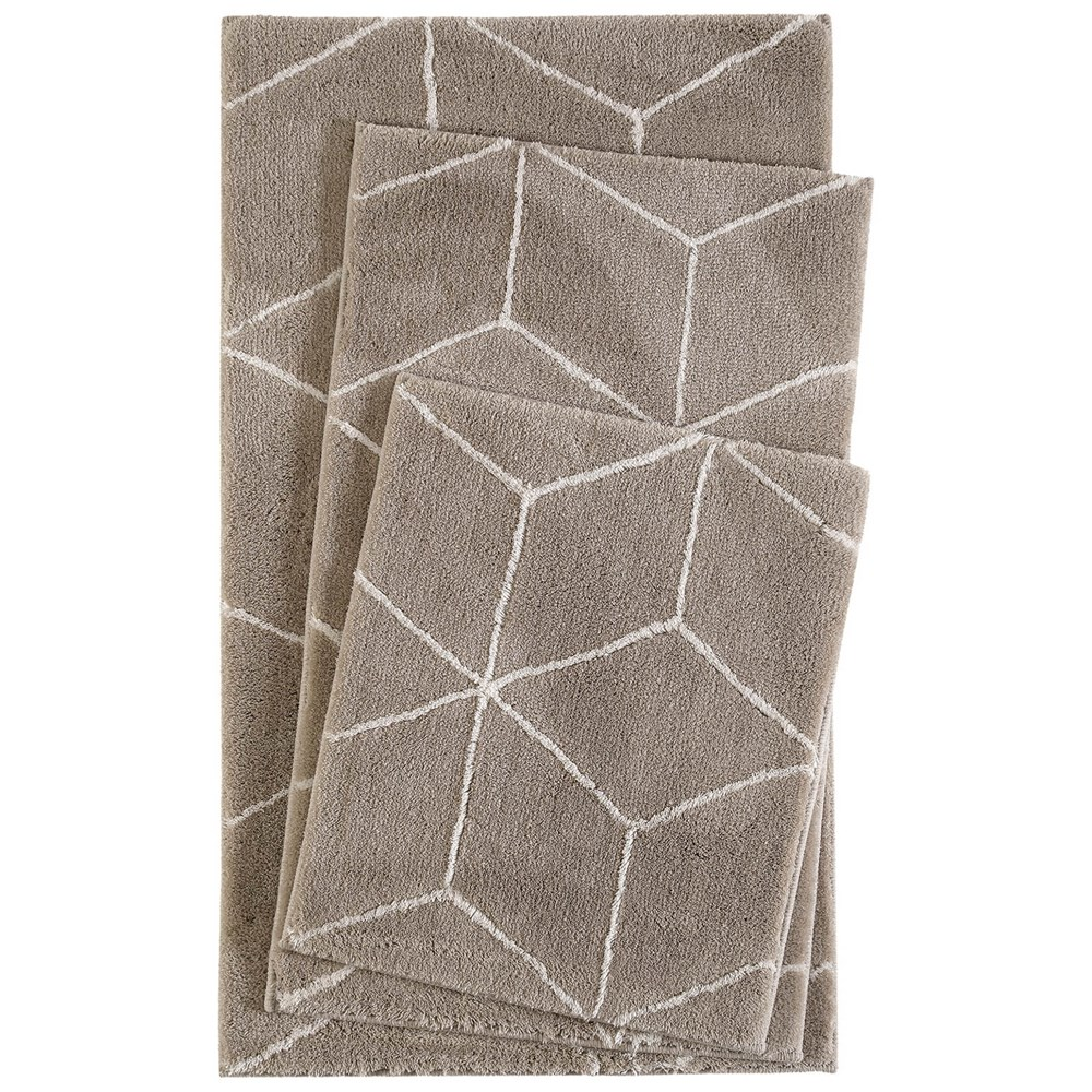 Flair Bath Mats 2438 12 In Beige By Esprit Buy Online From