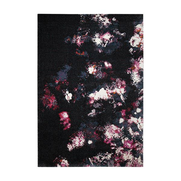 Nocturnal Flowers 2657 090 - Black Pink