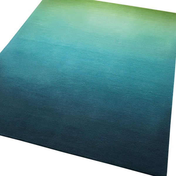Sunrise Rugs 3301 04 In Blue And Green By Esprit Free Uk