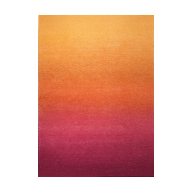 Sunrise Rugs 3301 09 In Orange And Pink By Esprit Buy