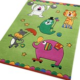 Little Artists 3981 03 - Green Multi