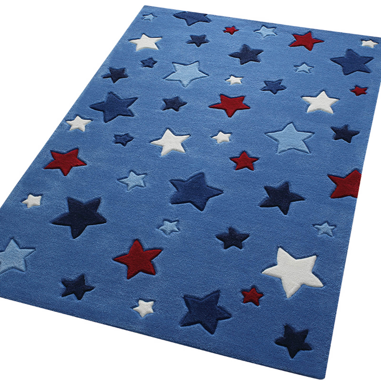 Simple Stars 3984 11 in Blue