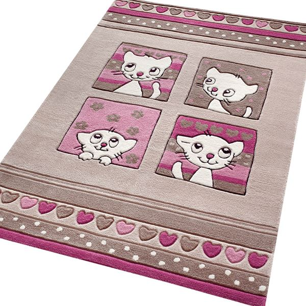 Kitty Kat 3988 01 - Grey Pink