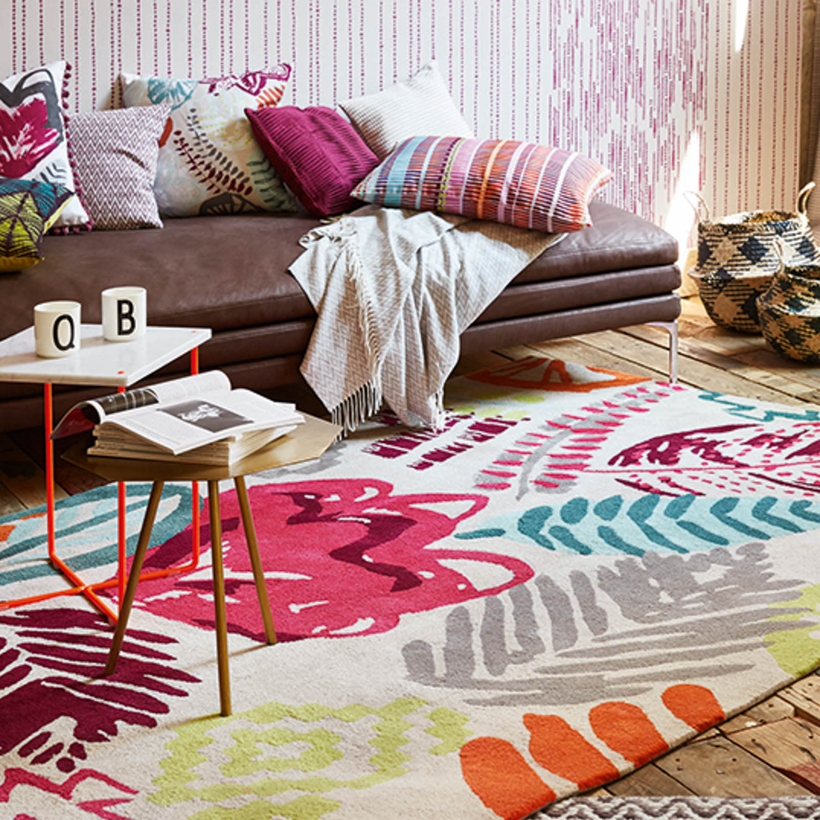 Tara Rugs 4010 05 by Esprit