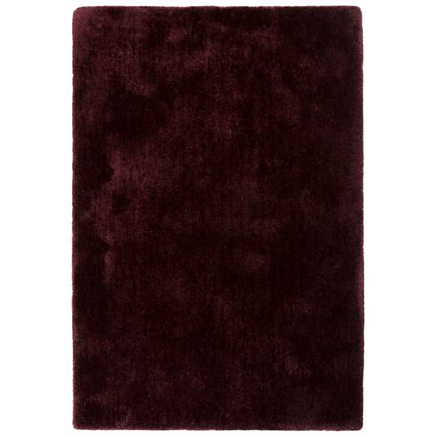 Relaxx Rugs 4150 12 by Esprit in bordeaux