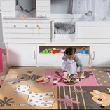 Kids Rugs 4151 26 - Beige