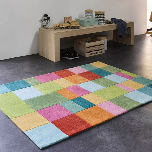 Flip da Hip Kids Rugs - Multi