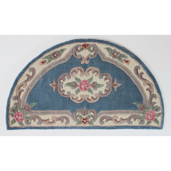 510 Aubusson Moon - Blue