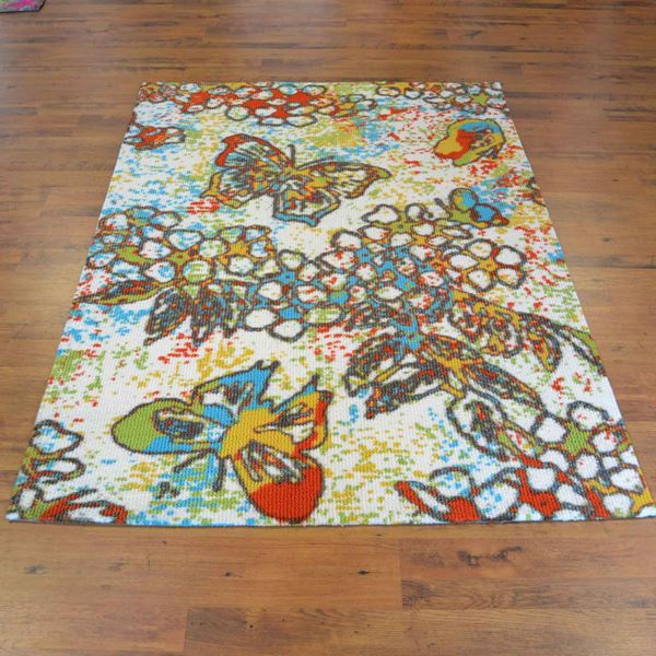 Paint Box Rugs 5209 61 - Multi