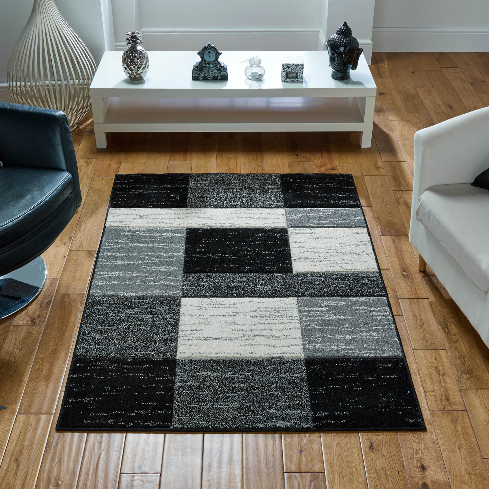 Viva Rugs 5503 K in Black
