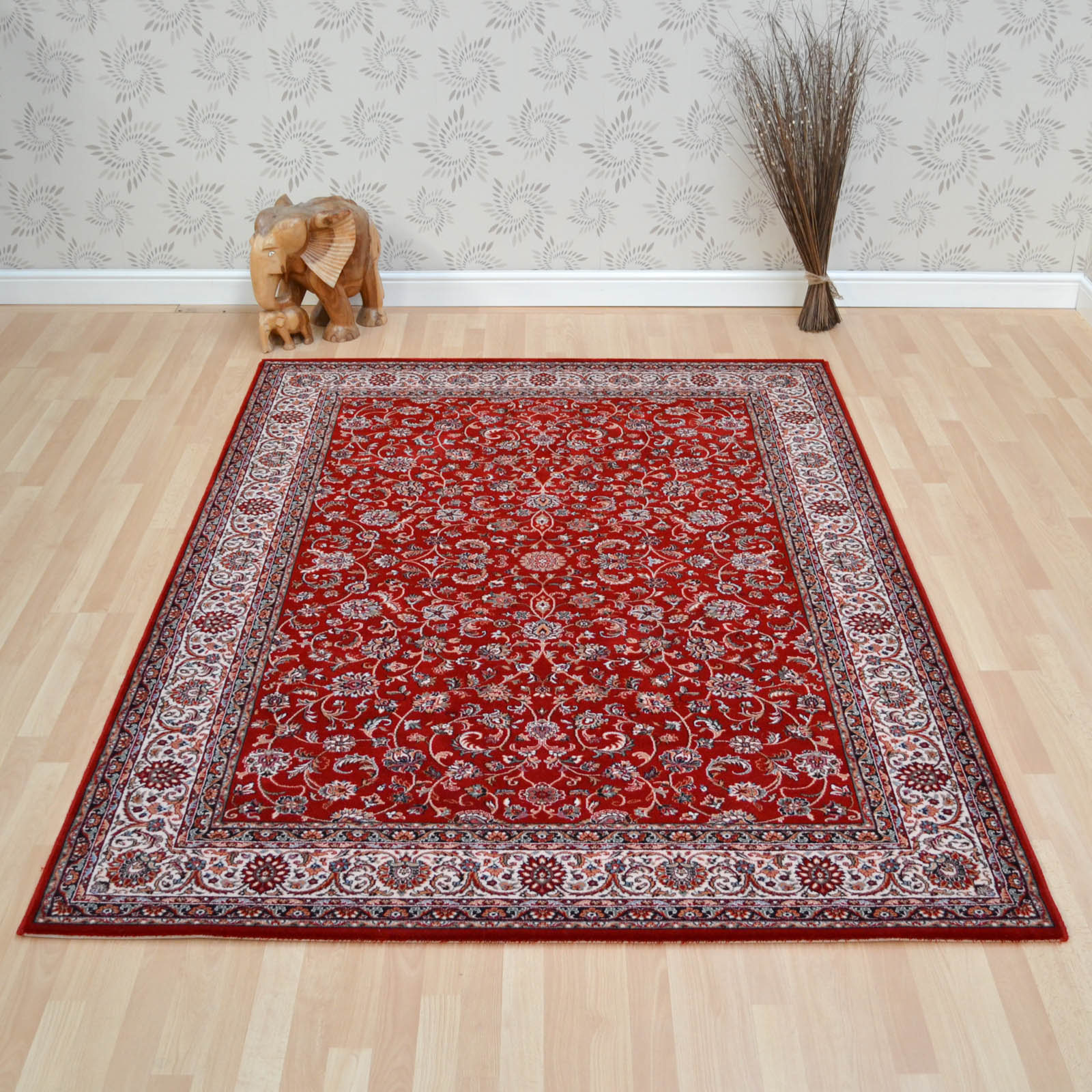 Farsistan Rugs 5604 677 Red