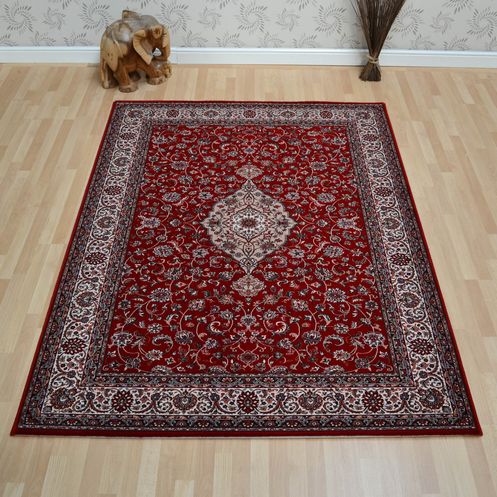 Farsistan Rugs 5649 677 Red