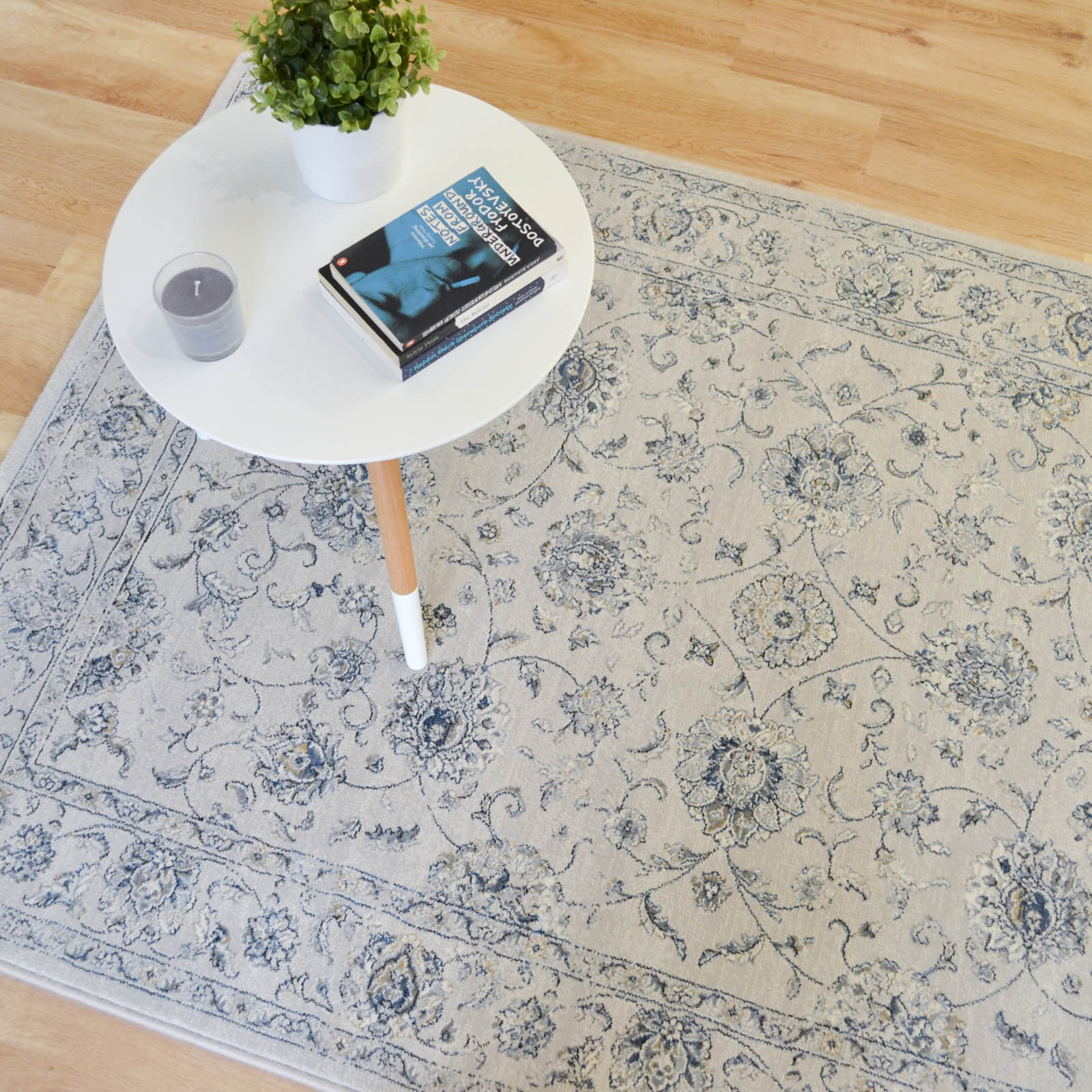 Da Vinci Rugs 57126 6666 in Beige