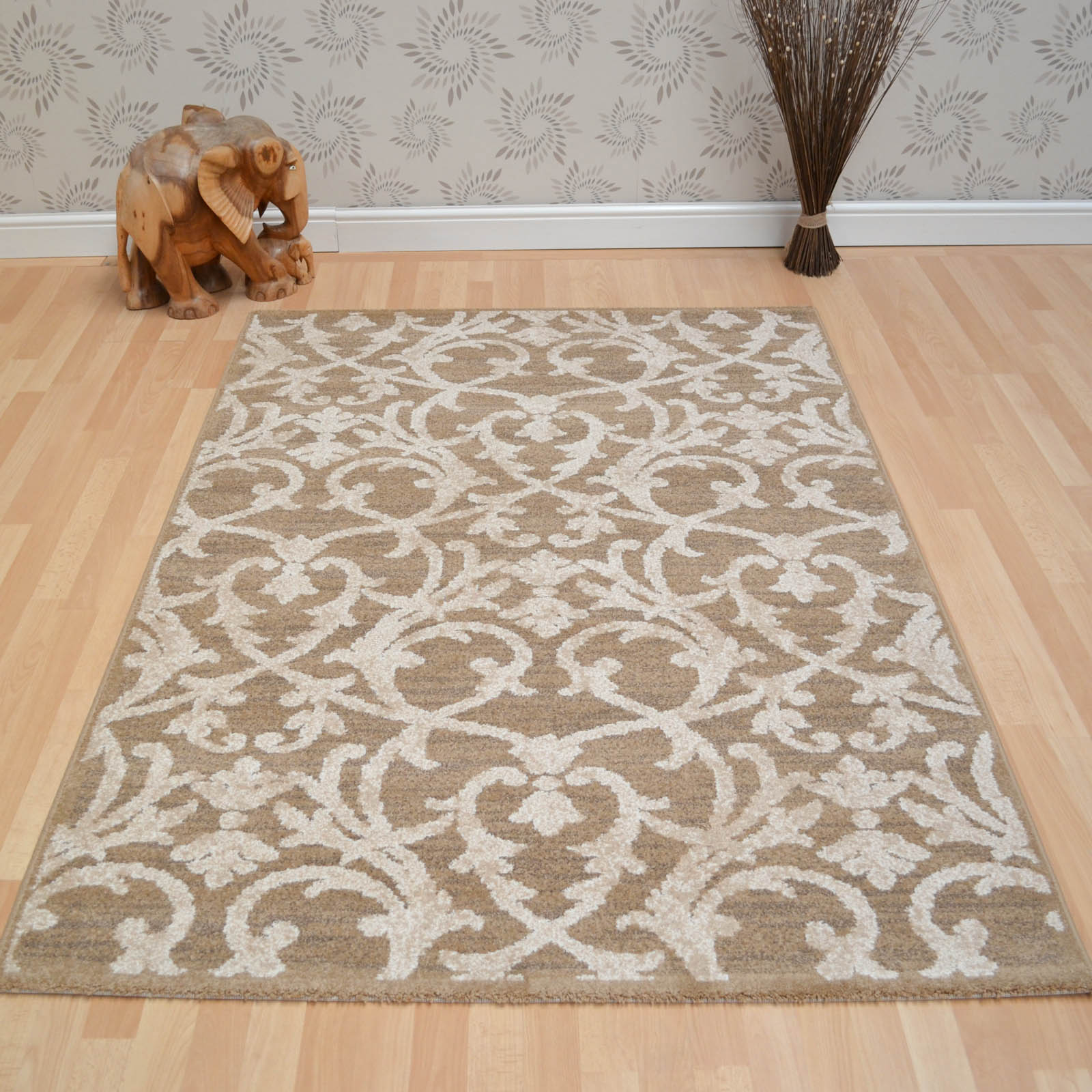 Tivoli Rugs 5891 241 Brown Beige