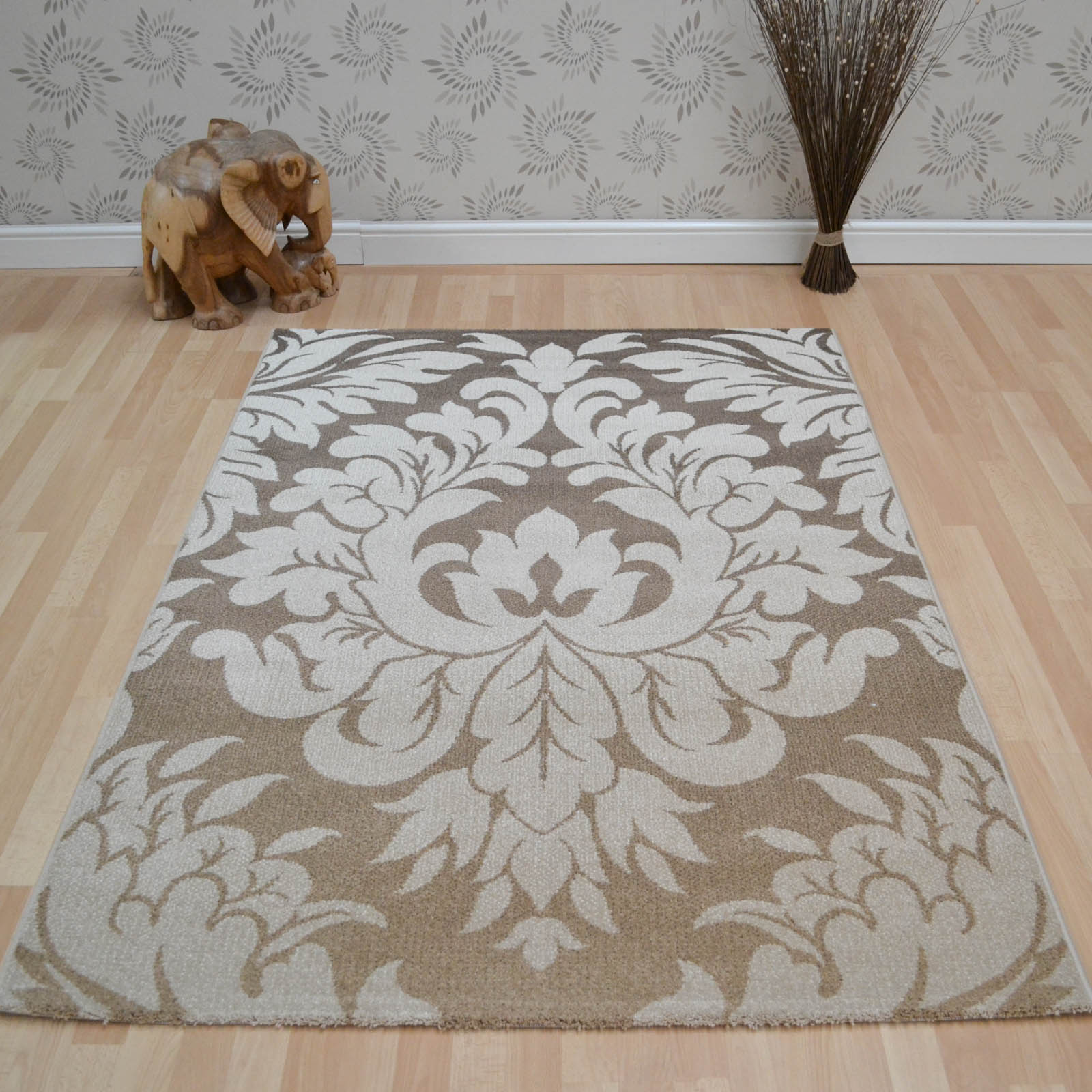 Tivoli Rugs 5897 227 Brown Beige