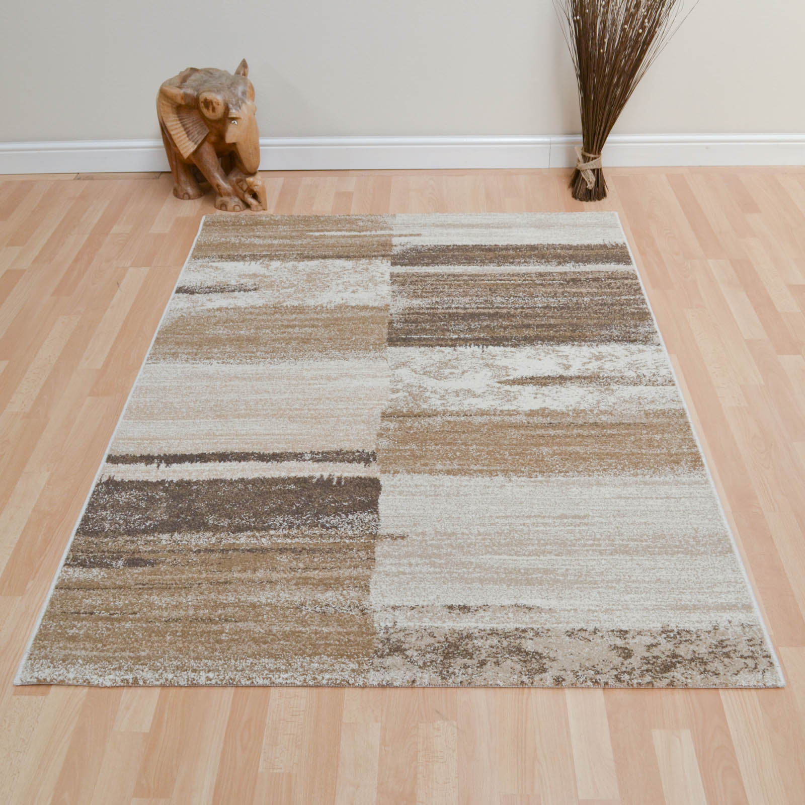 Tivoli Rugs 5899 227 Brown Beige