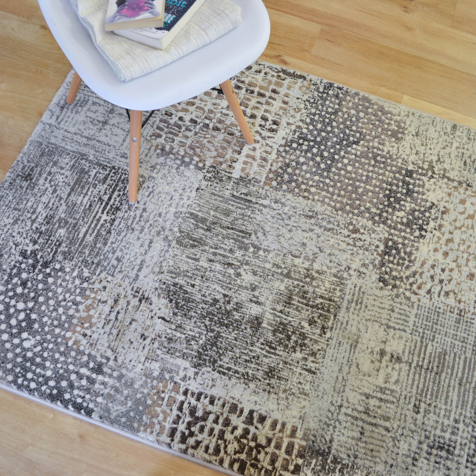 Galleria Rugs 63350 6282 in Beige and Brown