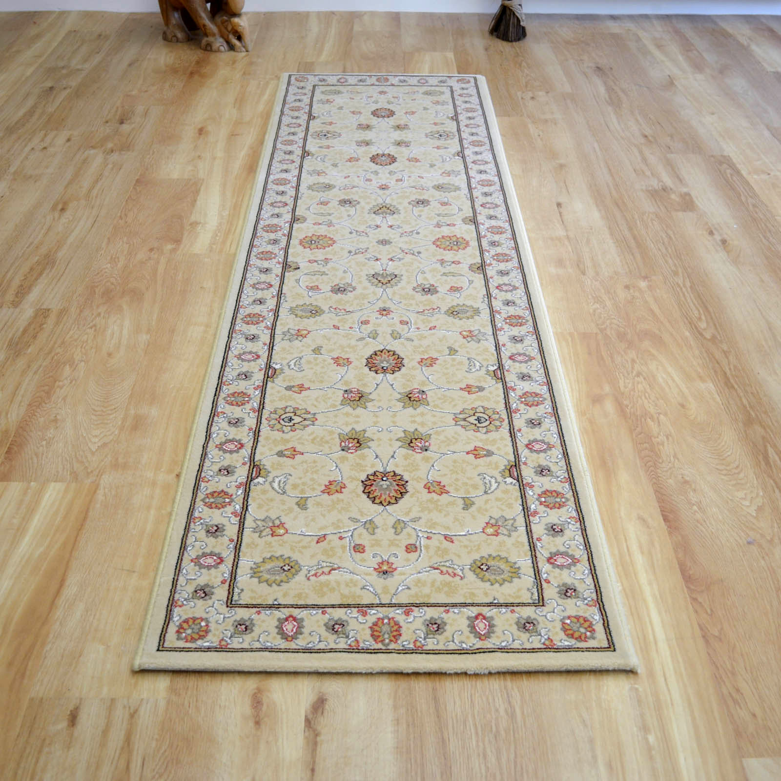 Noble Art Hall Runners 6529 190 in Cream