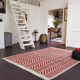 Ethno Rugs 7014 03 - Red