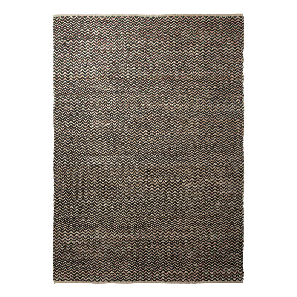 Esprit Patna Rugs 7113 01 Brown Black