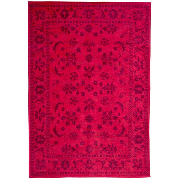 Keshan 8034 runner - Cranberry