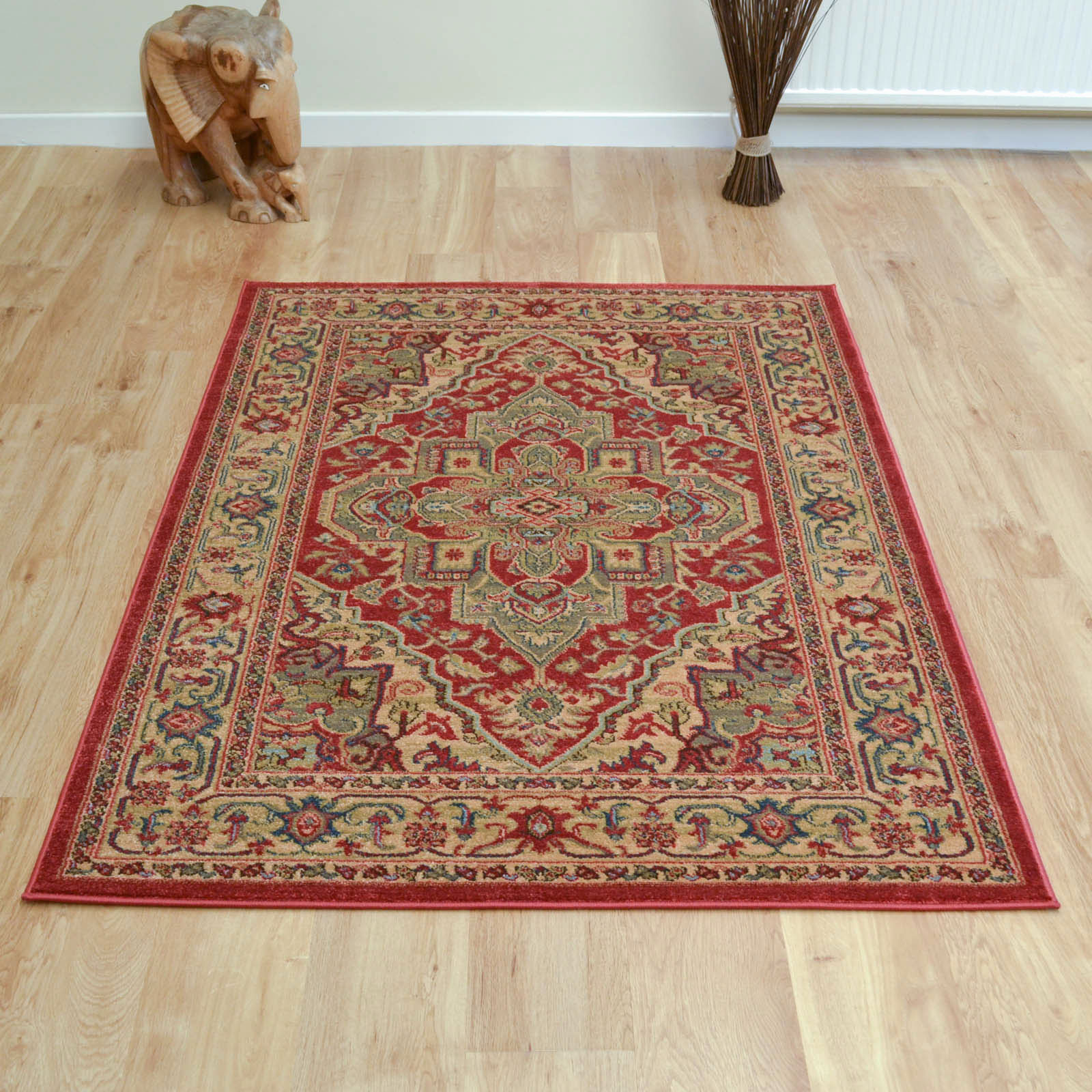 Ziegler Rugs 8788 in Red