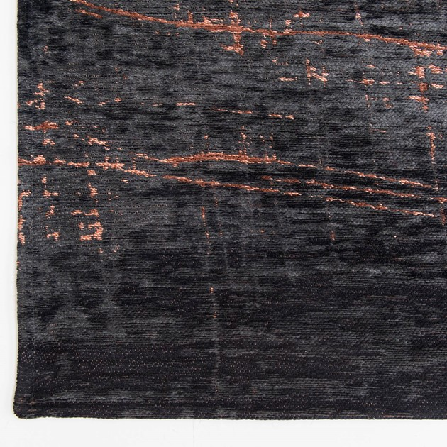 Mad Men Griff Rug 8925 In Soho Copper Free Uk Delivery