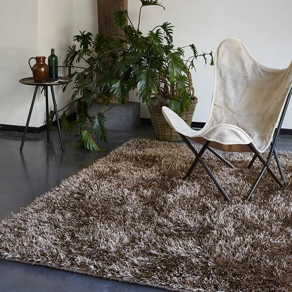 Cool Glamour Rugs 9001 05 - Brown