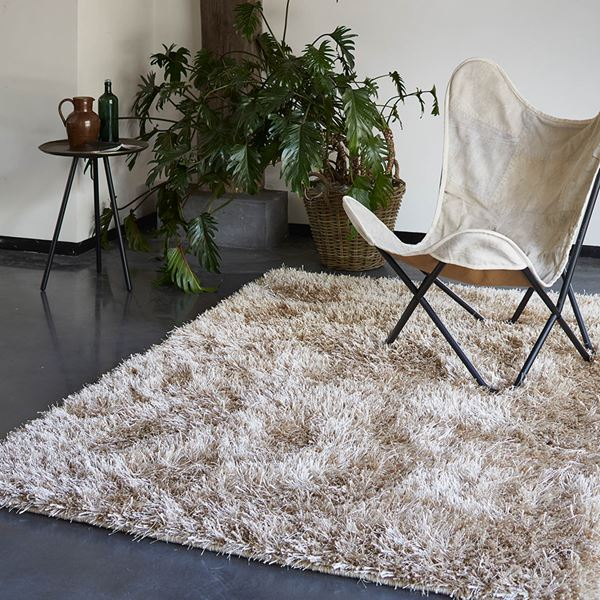 Cool Glamour Rugs 9001 10 - Beige
