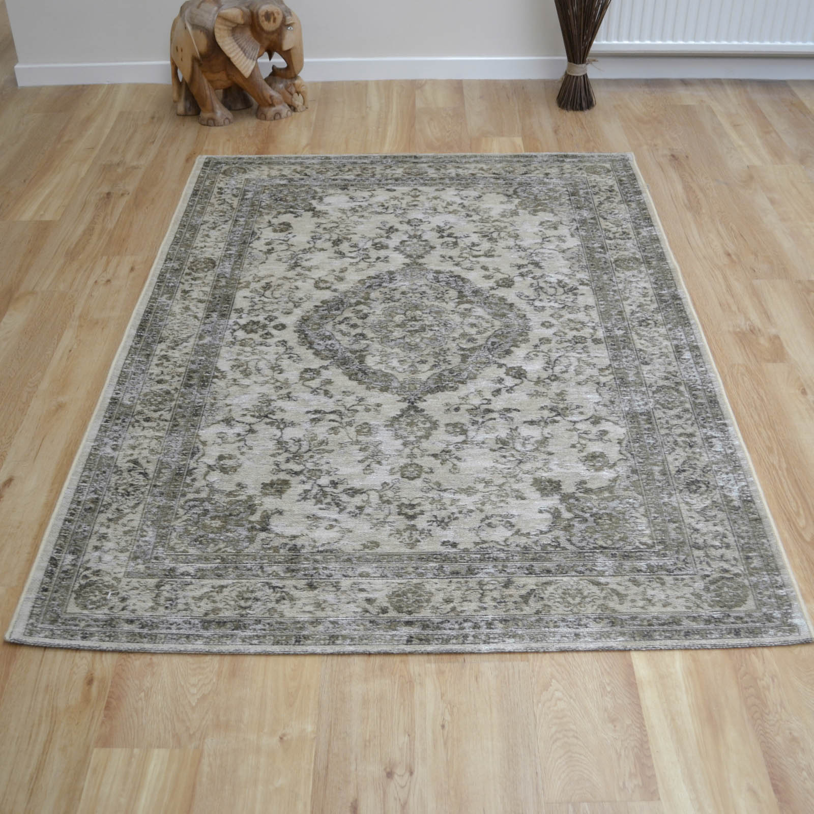 Capri Rugs 91269 2001 in Beige