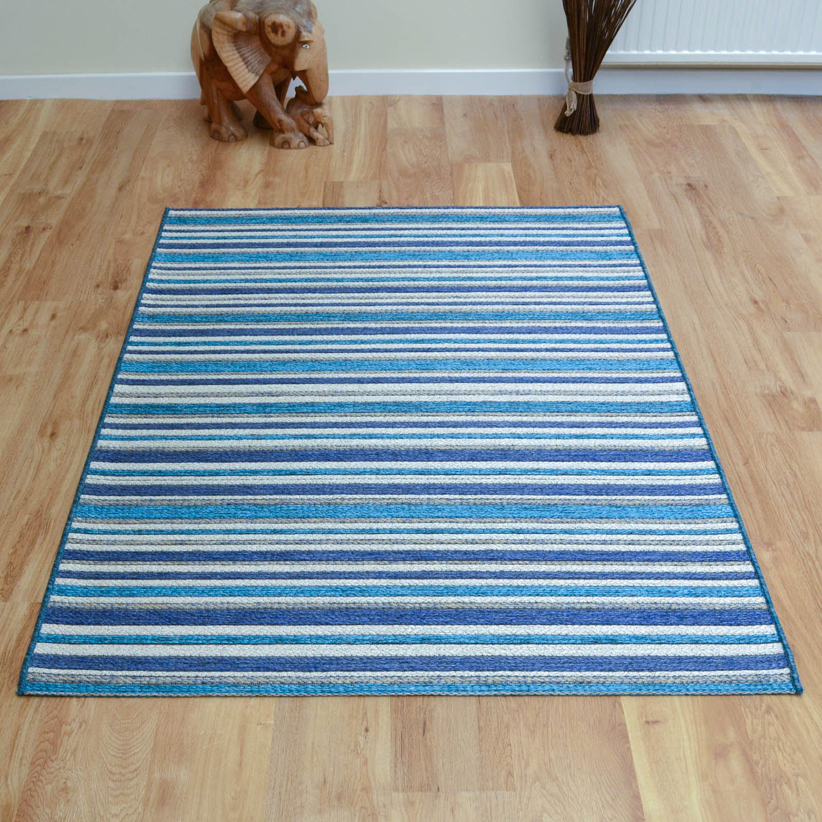Brighton Rugs 98170 5005 in Blue