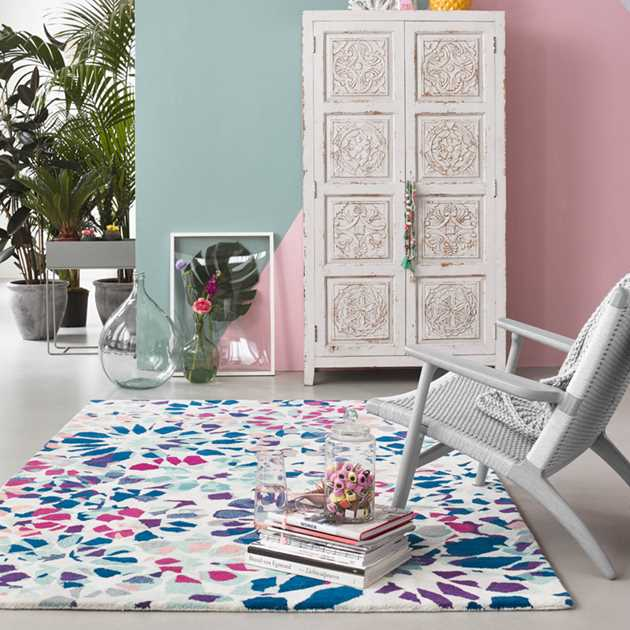 Kaleidoscopes rugs 006 10 by Accessorize