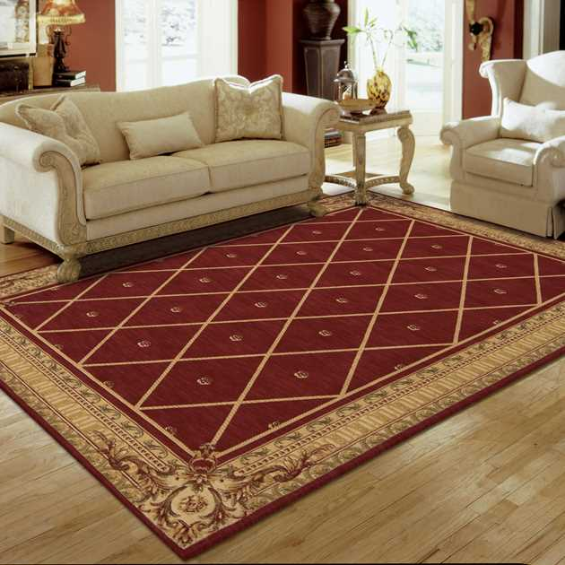 Ashton House Rugs by Nourison AS03 in Sienna