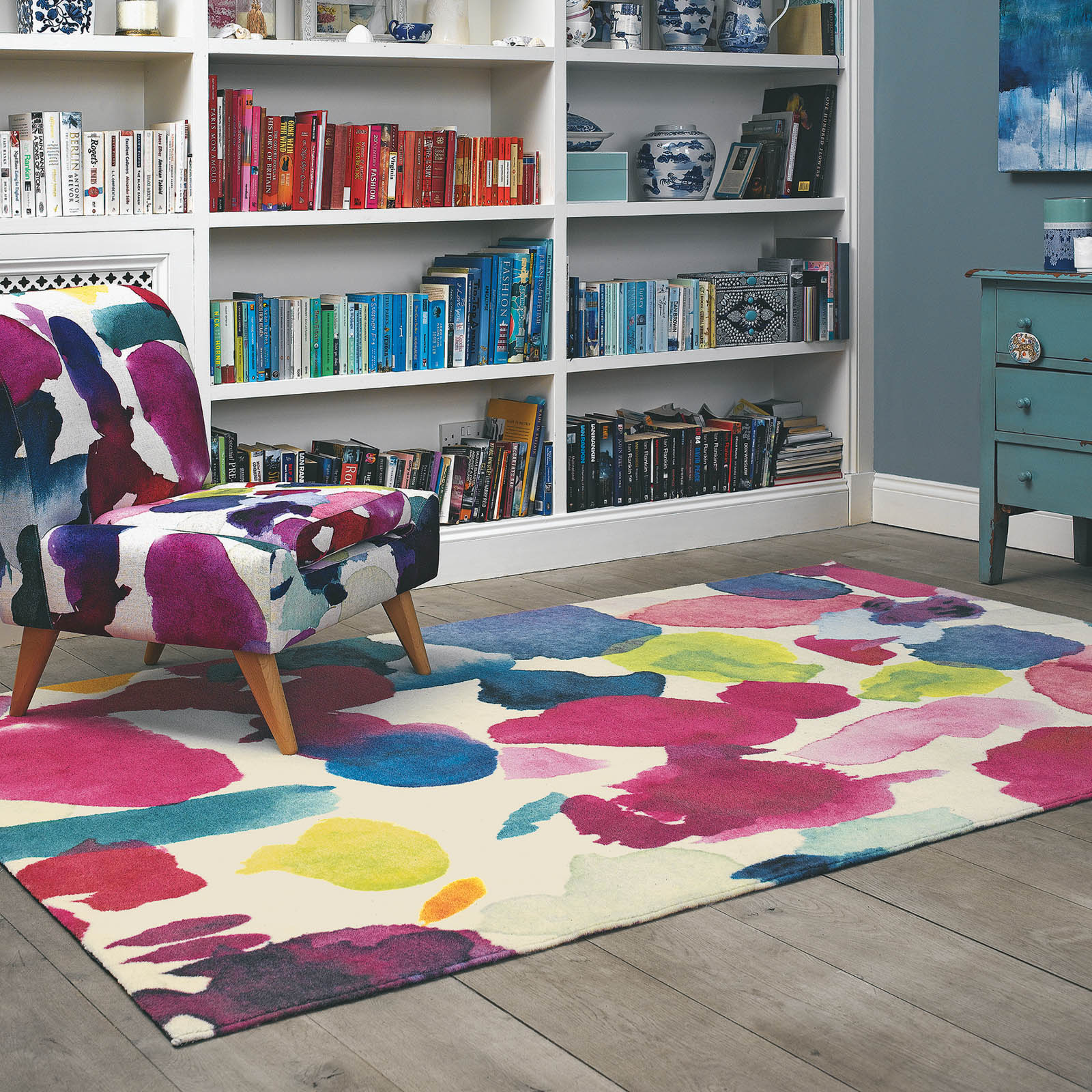 Abstract Rugs 18000 by Bluebellgray