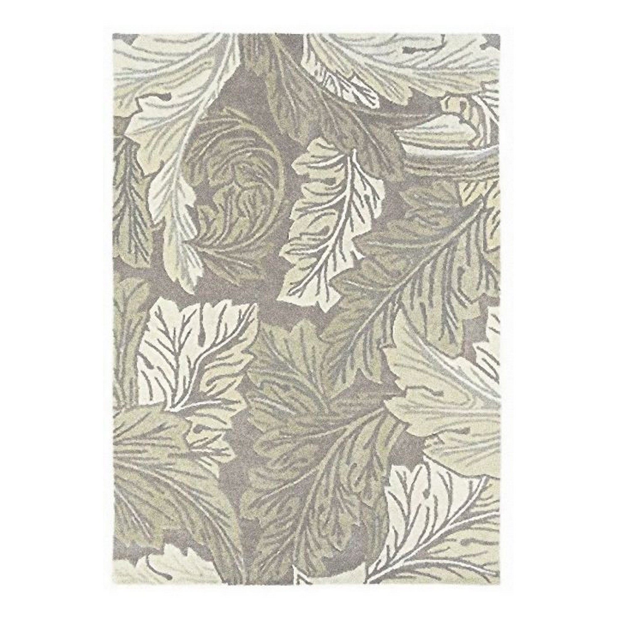 Acanthus Rugs 27201 Stone by William Morris