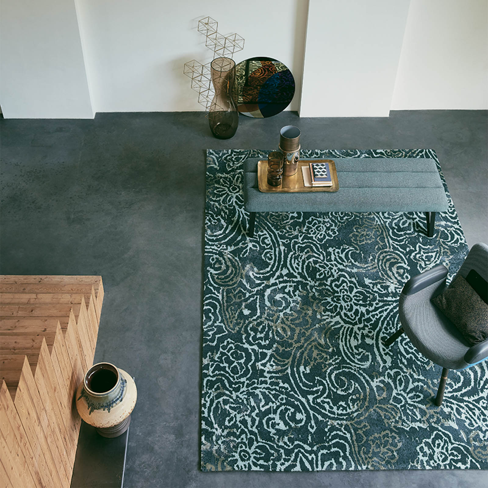 Adore Rugs 22305 by Brink and Campman