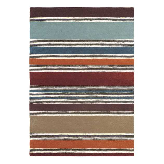 Harlequin Affinity Rugs 44703 in Russet