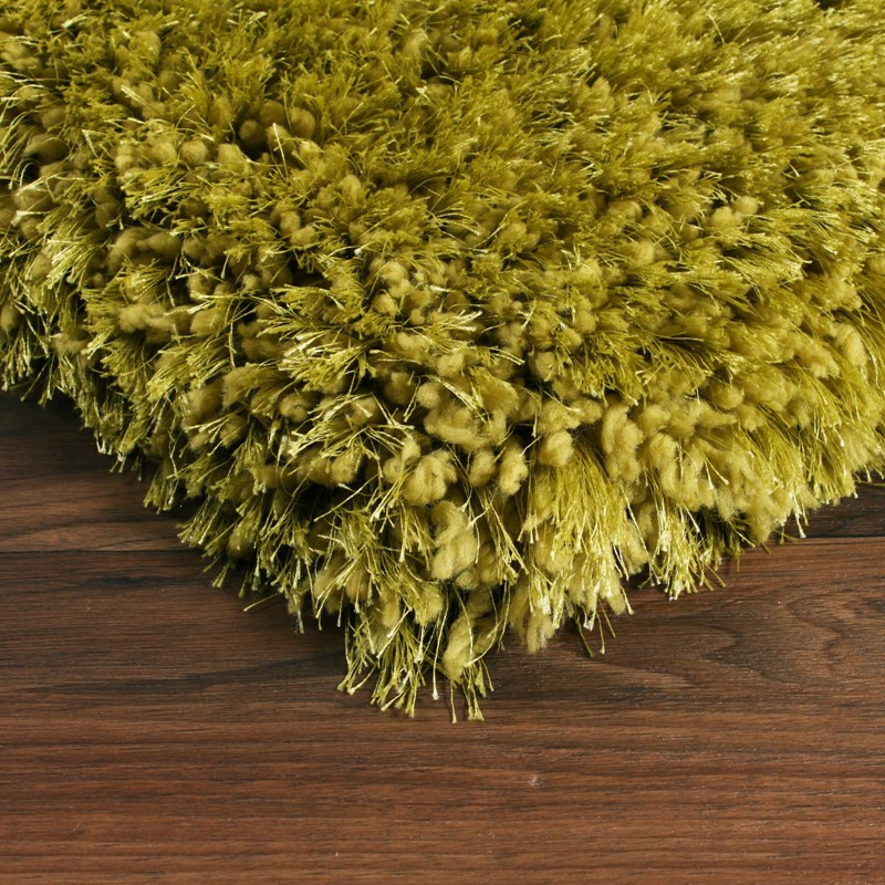 Allure Shaggy Rugs In Green Buy Online From The Rug Seller Uk