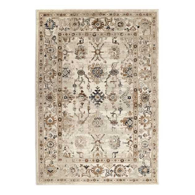 Anatolia Traditional Rugs in Natural