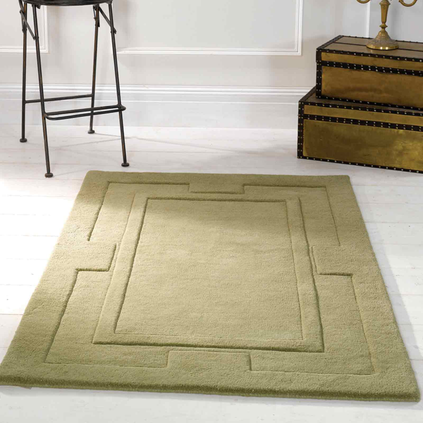 Sierra Apollo Rugs in Green