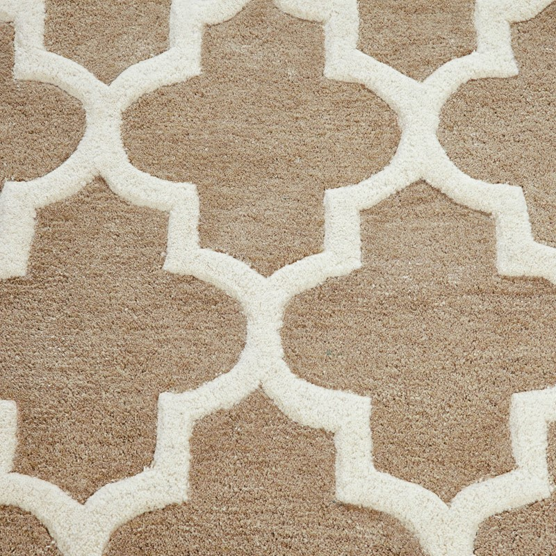 Arabesque Rug In Beige Buy Online From The Rug Seller Uk