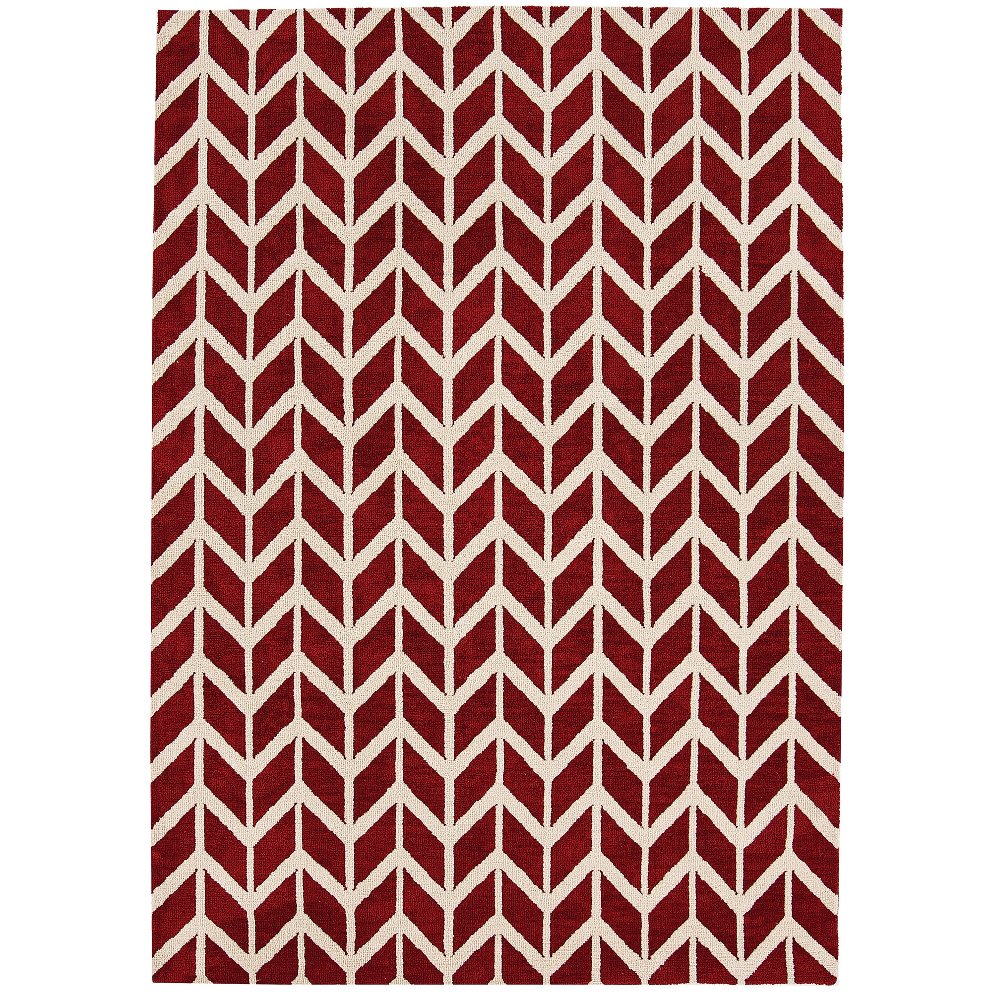 arlo chevron rugs ar in red  free uk delivery  the rug seller - arlo chevron rugs ar in red