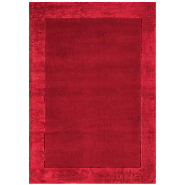 Ascot Rugs in Red