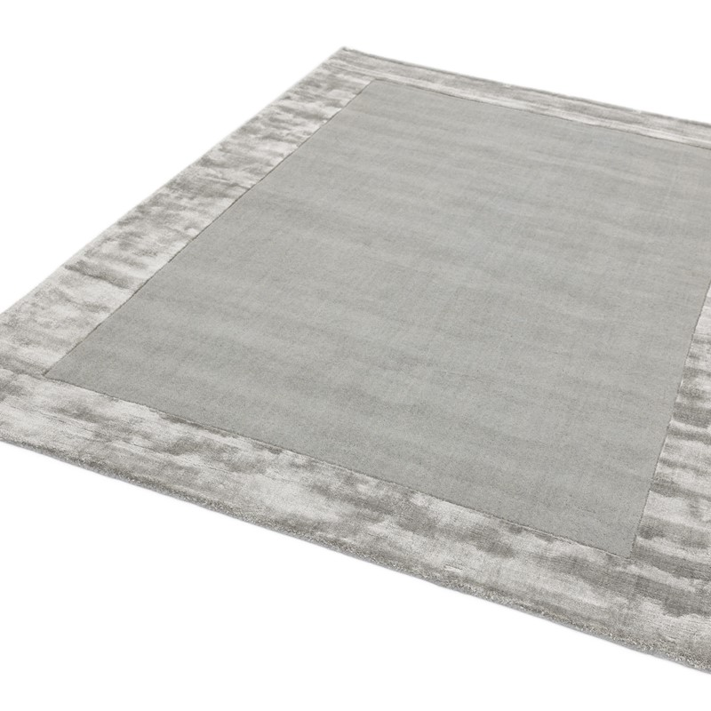 Ascot Rugs In Silver Buy Online From The Rug Seller Uk
