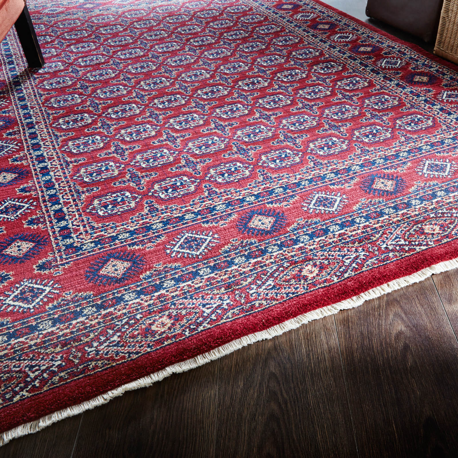 Persia Astara Rugs in Red